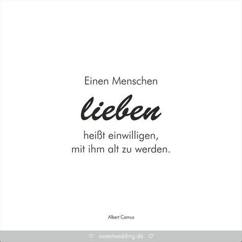 Hochzeit Zitate by 37 Besten Spr 252 Che Liebe Bilder Auf Gedanken
