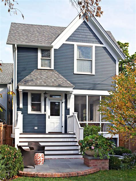 Better Homes And Gardens Decorating Siding Colors