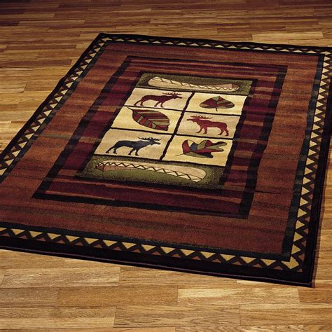 cabin themed rugs 10 best images about cheap area rugs get better on home decor home and carpets