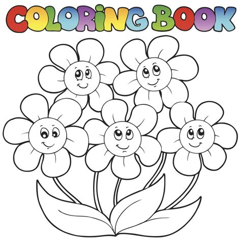 dibujos de flores para colorear y imprimir dibujos de flores para colorear y imprimir