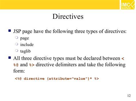 templates for jsp pages java web programming 4 9 jsp basic