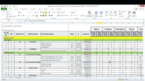 26 images of project capacity planning template boatsee com