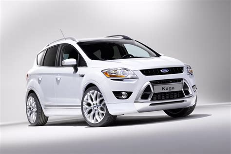 Ford Kuga 2.5 Turbo Individual ? Car News