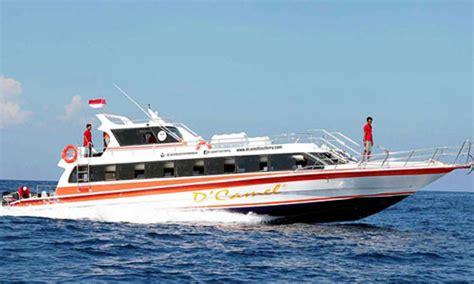 ferry nusa penida kuta dcamel fast ferry fast boat paket tour murah nusa penida