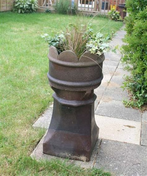 Garden Clay Chimney by 23 Best Images About Chimney Pot Planting On