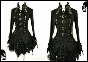 Gothic Wedding Dress Hermosas Im 225 Genes De Vestidos Y Accesorios G 243 Ticos Taringa