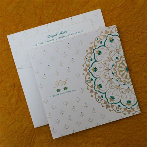 invitation rangoli design 147 best designer wedding invitation cards images on