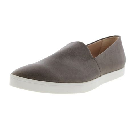 womens leather slip on sneakers dr scholl s 7217 womens vienna leather pointed toe slip