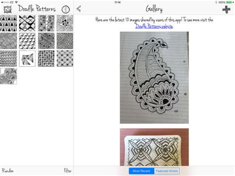 pattern doodles app doodle patterns on the app store