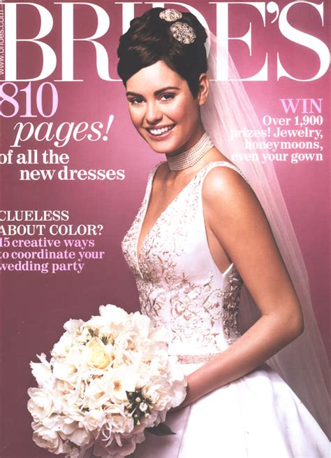 Brides Magazine Logo by Brides Magazine Logo The Cocktail Guru