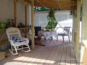 decorating ideas for a mobile home 10 x 20 mobile home porch is welcoming and quite charming