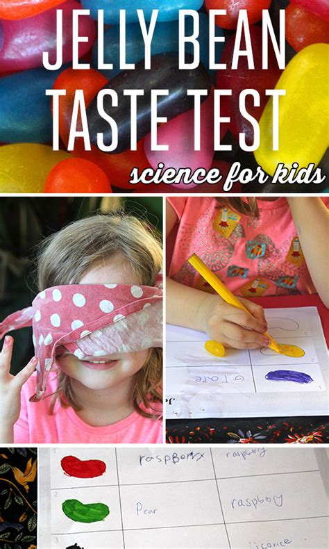 scientifically elucidate the cause of the unique smell science for kids jelly bean taste test childhood101