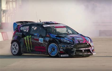 ford block for sale ken block s ford hybrid function hoon