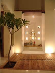 Home Temple Interior Design by Evens Construction Pvt Ltd Puja Room And Vasthu