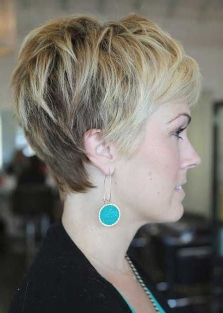 360 view of pixie haircuts with long bangs 20 chic short pixie haircut ideas for 2017 pictures of
