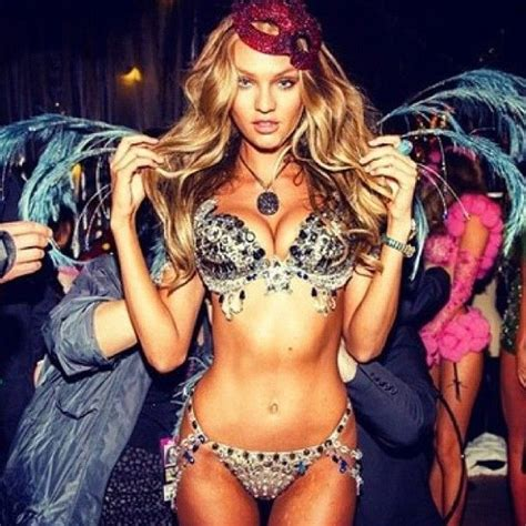 Get Bootylicious At Victorias Secret by S Secret Fashion Show 2012 Candice Swanepoel