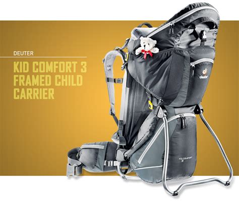 deuter kid comfort iii child carrier the best baby carriers for hiking in 2018 cool of the wild