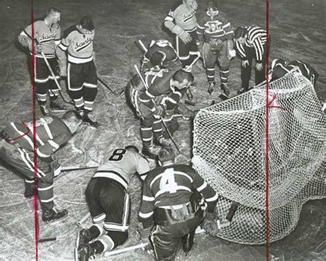 retro photos photos vintage minnesota hockey history