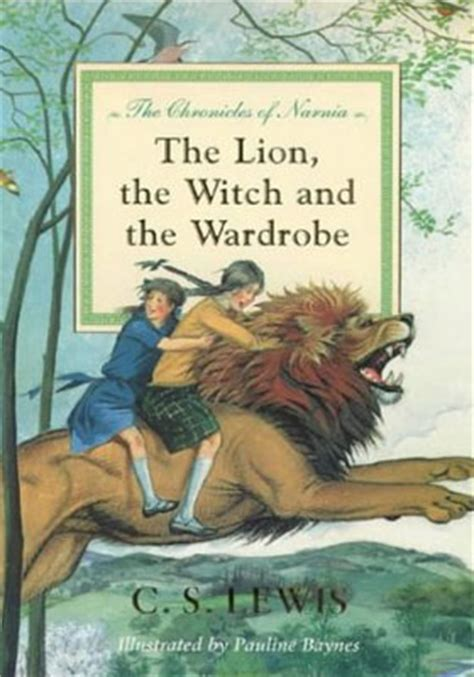 The The Witch And The Wardrobe Book by Chronicles Of Narnia Book