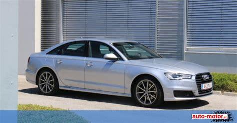 Audi A6 Gebrauchtwagen Test by Audi A6 3 0 Tdi Quattro Testbericht Auto Motor At