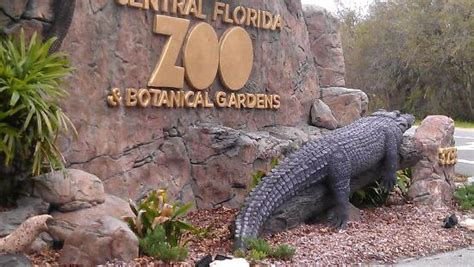 Central Florida Zoo And Botanical Garden Central Florida Zoo And Botanical Gardens All In Orlandoall In Orlando