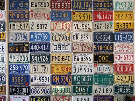 License Plates Records Gov T Tracks License Plates Refuses Citizens Access To Own Records Myparkingsign