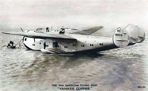 transpress nz the trans atlantic pan am flying boat - Pan Am Flying Boat
