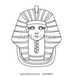 Pharaoh Outline by Pharaoh Icon Stock Vector 298746698