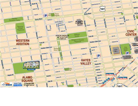 san francisco chinatown map pdf american park map