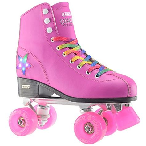 light up roller skates crazy skates disco roller skate with led light up flashing