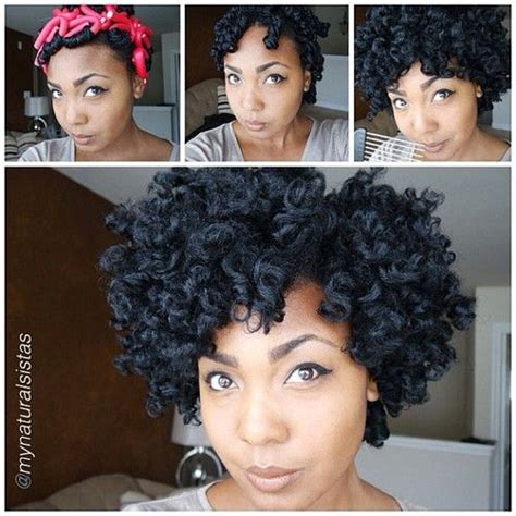 flexi rod hairstyles relaxed hair 47 best images about flexi rods on pinterest