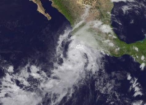 imagenes extrañas del huracan patricia el hurac 225 n patricia alcanza m 233 xico siendo el m 225 s potente