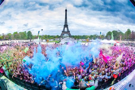 color pairs events in color run 2018