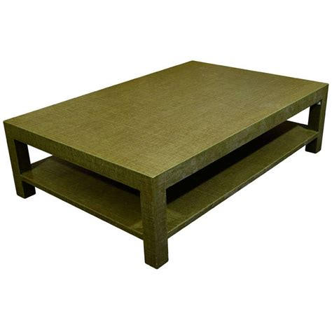 Green Coffee Tables Green Coffee Table At 1stdibs