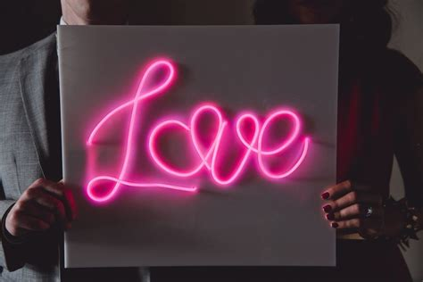 how to make 3d neon light typography how to make a diy neon sign with el wire a practical wedding