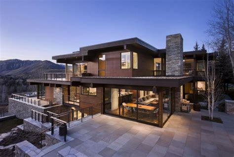 Sun Valley Homes by Fachadas De Casas Para Terreno Inclinado