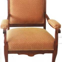 Marys Furniture by A Pair Of Federal Style Mahogany And Upholstered Armchairs