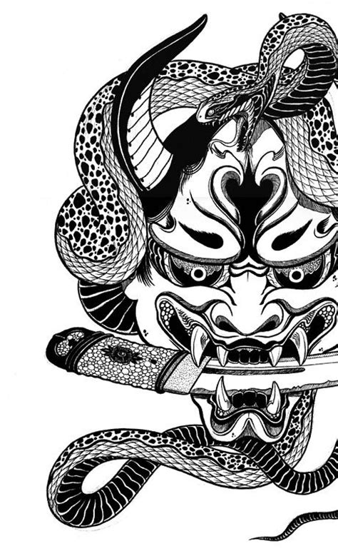 oni demon tattoo designs the world s catalog of ideas