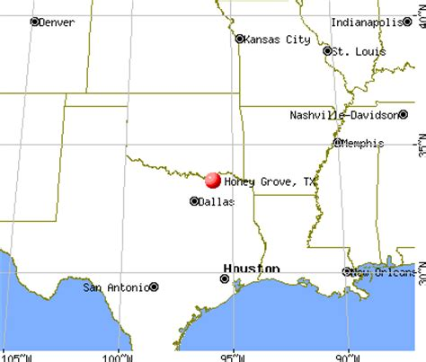 grove texas map honey grove texas tx 75446 75492 profile population maps real estate averages homes