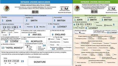 requisitos para ingresar al spb requisitos y visados para m 233 xico y rep 250 blica dominicana
