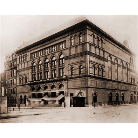 Carnegie Foyer duke ellington carnegie concerts 1943 1947 8 cd