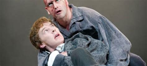 benedict cumberbatch and jonny miller five curiously neat theatrical headers