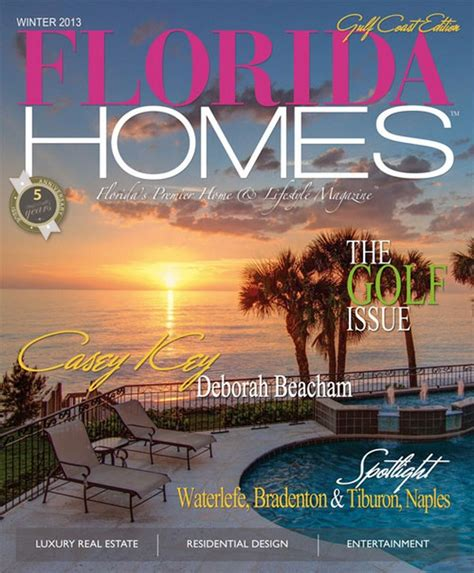 top  interior design magazines  florida miami design