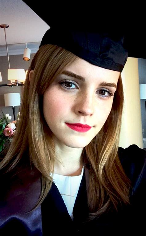 emma watson graduation emma watson graduates brown university today s evil beet