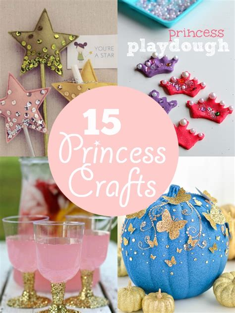 princess crafts for 15 princess crafts will creators bakers