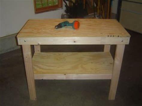 build  garage workbench video youtube