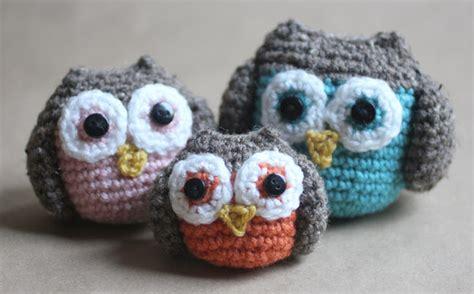 amigurumi pattern free owl crochet owl family amigurumi pattern repeat crafter me