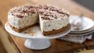 bbc food recipes irish cream and chocolate cheesecake