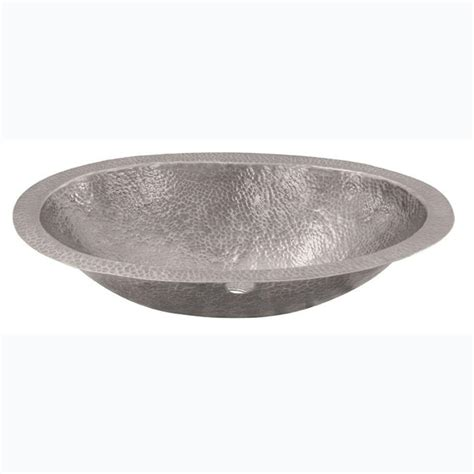 pewter bathroom sinks barclay products self rimming oval bathroom sink in hammered pewter 6843 pe the home