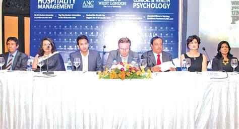 Uwl Mba Sri Lanka by Anc Education Launches Msc In Clinical And Health